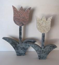 Accessoire aus Stein - Wasserstrahlen von Fliesenleger Fliesen Stude