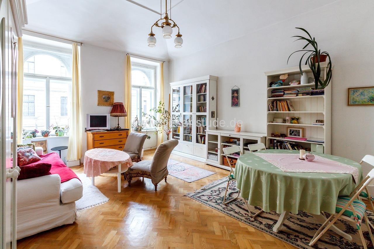 Wohnzimmer Zuhause