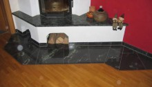 Kamine vom Fliesenleger Fliesen Stude